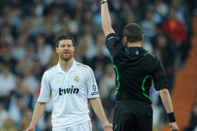 Debate: Should Alonso and Ramos Be Punished for 'Intentional' Bookings?