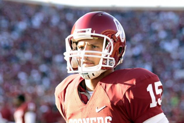 Ex-Oklahoma Backup QB Drew Allen Reportedly Has 'Good' Visit at Syracuse