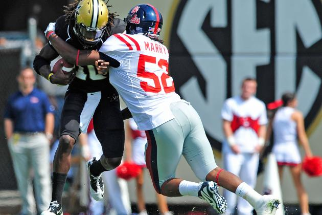 Video: Ole Miss LB Mike Marry