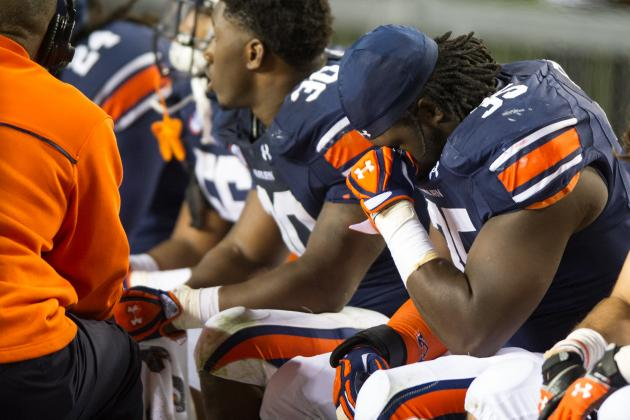 'E:60' -- Coming Down, on Auburn football