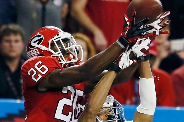 Knee Surgery For Georgia Receiver Mitchell, Expected Back In August