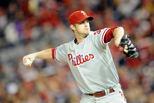 Phillies Need Strong Start from Kyle Kendrick with Halladay's Struggles
