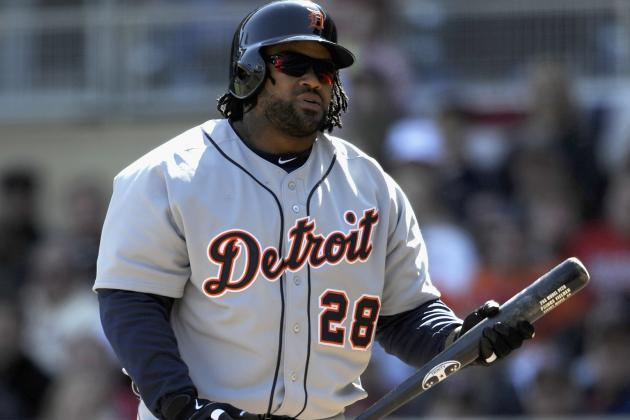 Tigers Go Quietly at Plate in 8-2 Loss to Twins