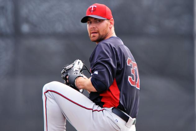 Mike Pelfrey Makes It 3 for 3 for Twins Starters