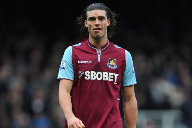 Rodgers: Debate Over Andy Carroll's Liverpool FC Future Can Wait