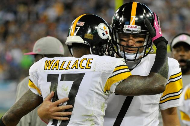 Big Ben on Wallace: Steelers Will Miss Him, Dolphins Are Lucky