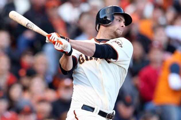 Giants Lineup: Belt Returns to First