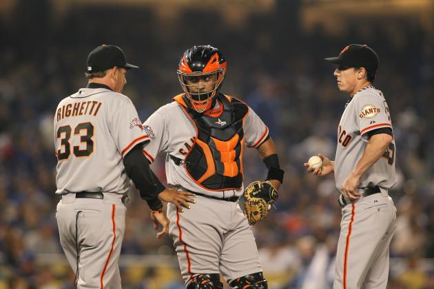 Righetti to Lincecum: 'Take the Win'