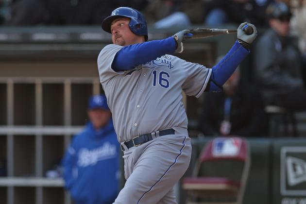 Royals' Yost: Butler Will Play Saturday and Sunday