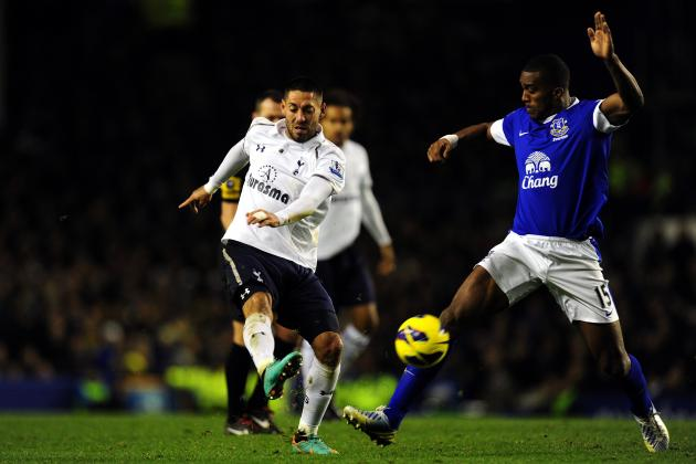 Tottenham vs. Everton: Complete Premier League Preview