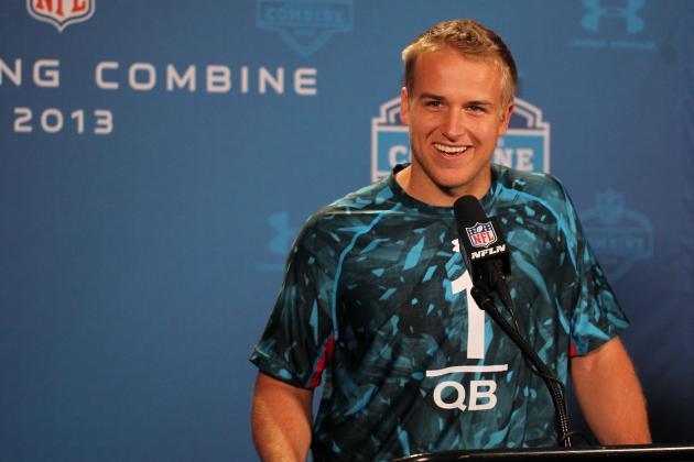 NFL Draft 2013: College Studs Not Worth 1st-Round Pick