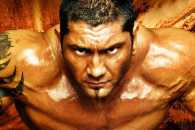 WWE: WrestleMania 29, The Return of 'The Animal' Batista