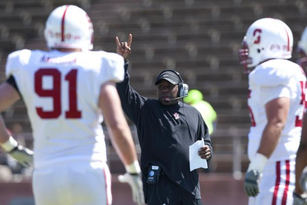 Stanford Football: Cardinal Name DC Position After David Shaw's Father