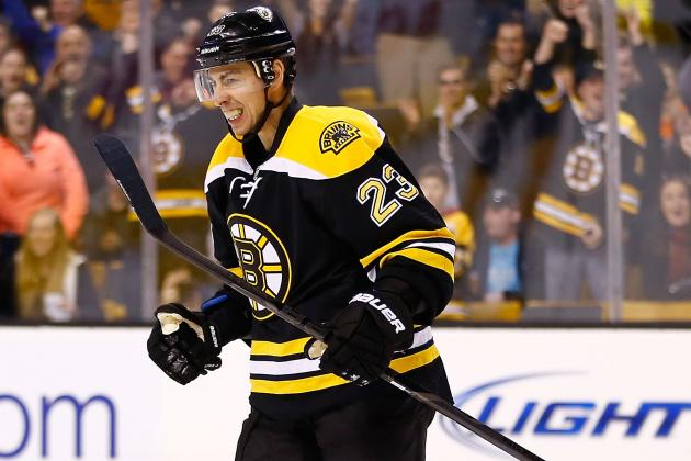 Wade Redden Joins Bruins at Practice, Chris Kelly Skates with Third Line