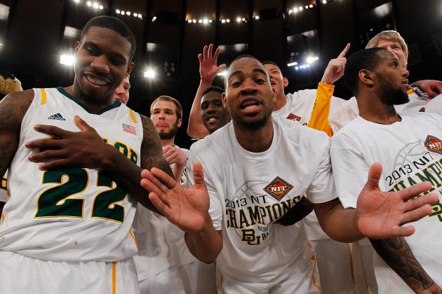 NIT Championship Game 2013: Baylor's Win Proves They Deserved NCAA Bid