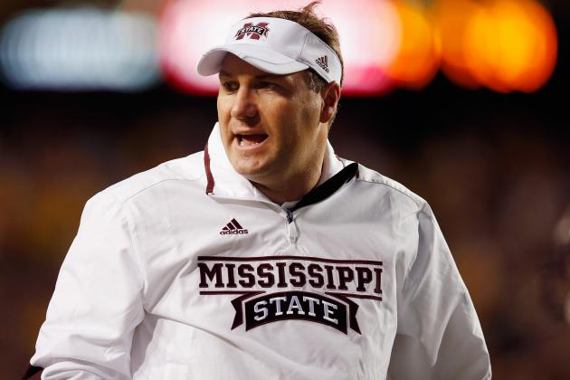 Mississippi State Making Push for 'Swag' King of SEC Recruiting