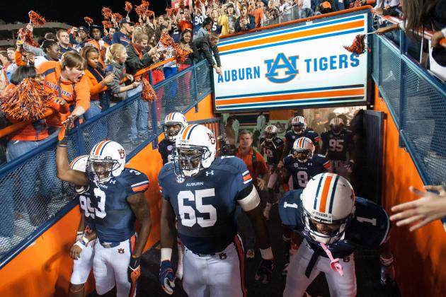 Auburn Football: Tigers Face Distracted 2013 Season Amidst Latest Allegations