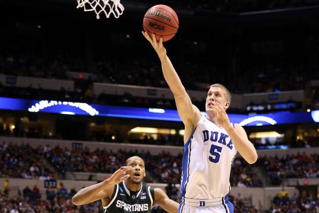 Duke's Mason Plumlee: 'I Have No Regrets'