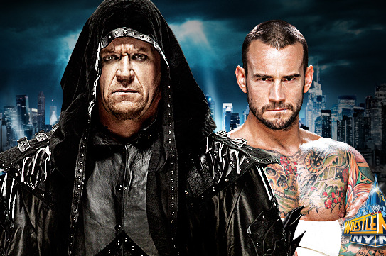 What Undertaker and CM Punk's Past Matches Tell Us About Their WrestleMania Bout