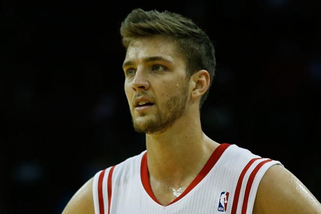 Chandler Parsons out Tonight vs. Blazers with Strained Calf