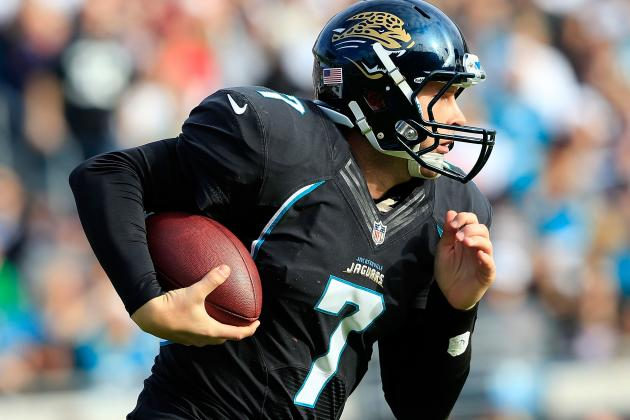 Chad Henne Wants Chance to Win Jaguars' Open QB Job