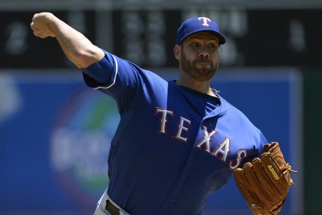 Colby Lewis to Begin Throwing Saturday