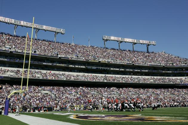 Ravens Announce 2013 Preseason Schedule