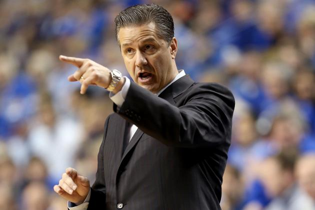 Calipari Must Recruit Mental Tougness, Not Just Ability
