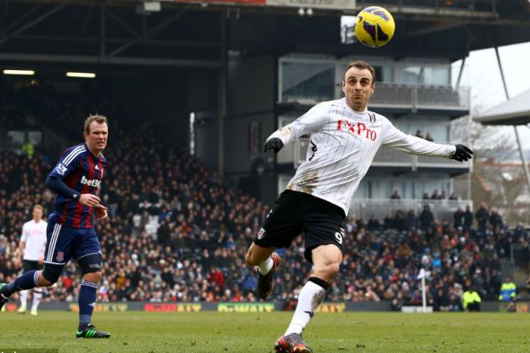 'Why Would We Sell Him?' Jol Says Berbatov Loves It at the Cottage