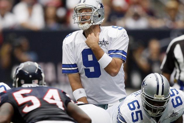 Texans Will Finish Preseason Against Cowboys