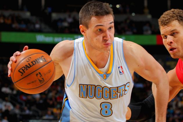 Nuggets F Danilo Gallinari out for the Season with ACL Tear