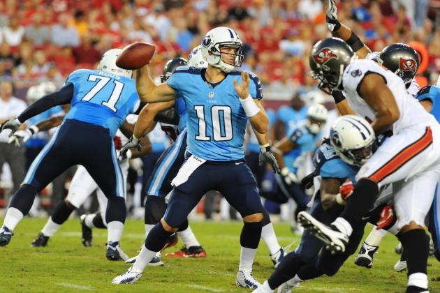 Tennessee Titans Preseason Schedule Released