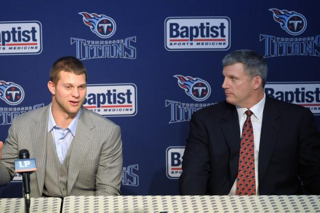 Tennessee Titans Turn Attention to NFL Draft