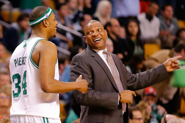 Hidden Advantages Boston Celtics Have in the Playoffs