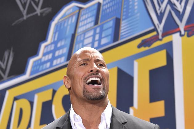 The Rock Responds to Locker Room Criticism over WrestleMania Spot