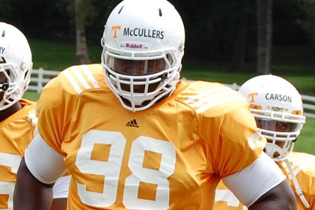 'Big Dan' Big Project for Vols