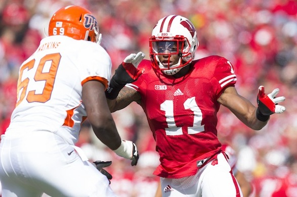 Injuries End College Career of Wisconsin's David Gilbert