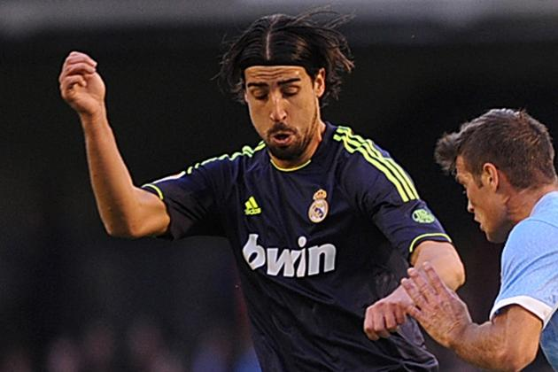Khedira: 'I Can't Think of a Better Coach Than Mourinho'