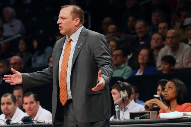 Tom Thibodeau: Why the Chicago Bulls Coach Deserves Extension