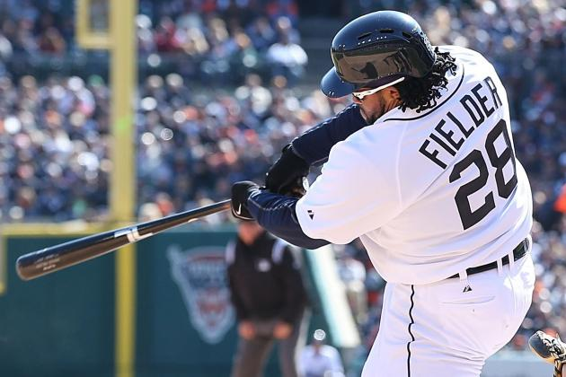 Prince Fielder Home Run Knocks out Tigers Fan