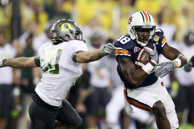 Auburn Allegations Muddy More Than Just 2011 BCS Title Game