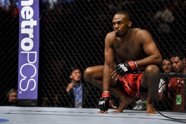 UFC 159: Jon Jones 'Could Care Less' About Promoting Fight vs. Chael Sonnen