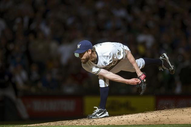 John Axford Says He Feels Fine Physically