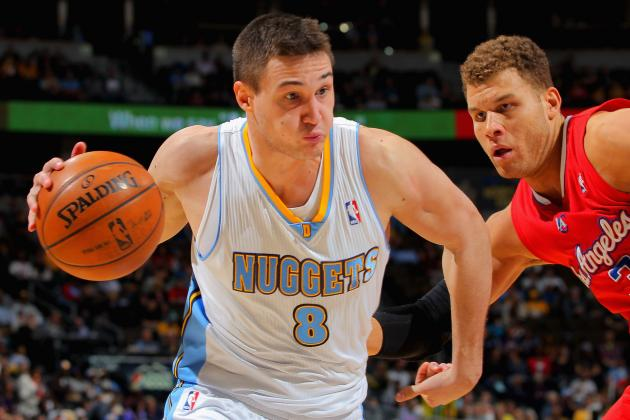 Will Danilo Gallinari's Injury Ruin Denver Nuggets' Outside Title Shot?