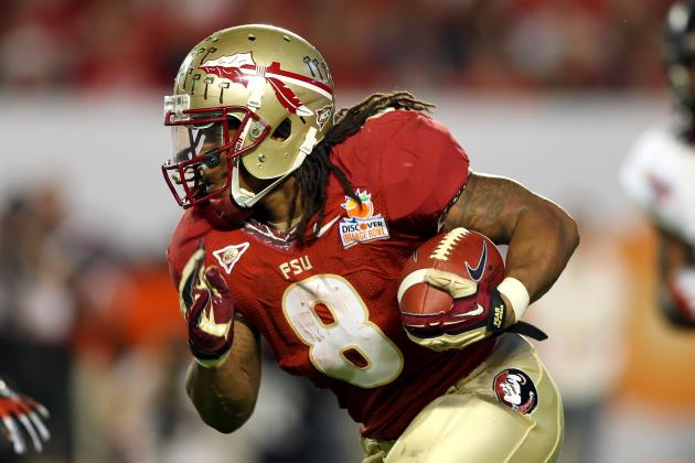 Ankle Injury Forces FSU to Lose RB Devonta Freeman for a Few Days