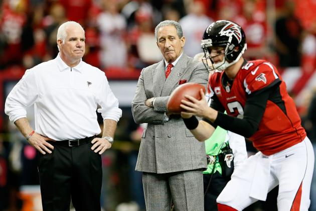 Atlanta Falcons Organization Doing Just About Everything Right
