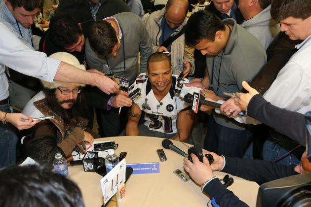 Brendon Ayanbadejo's Bold Stance Proving Gay Rights Issue Is on NFL's Doorstep