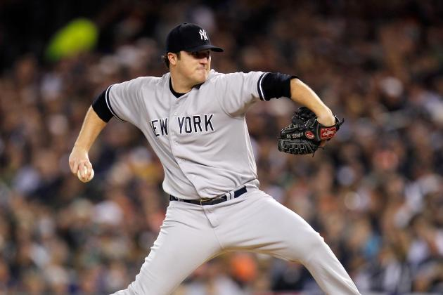 Hughes to Start for Yankees Tomorrow vs. Tigers