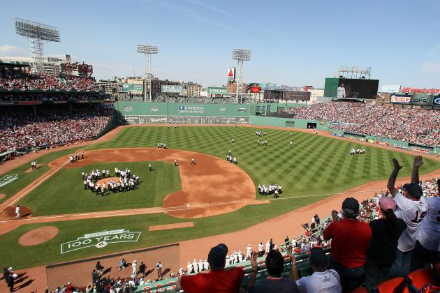 Red Sox Acknowledge (fake) Sellout Streak Coming to an End