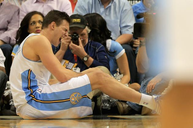 Danilo Gallinari Injury: Nuggets Have Depth to Survive Without Key SF